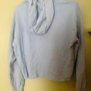 PINK Victoria's Secret Jackets & Coats - VS PINK Cropped Hoodie